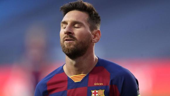 Según ESPN, Messi presenta molestias musculares y se pierde la semifinal de la Supercopa de España. (Foto: AFP)