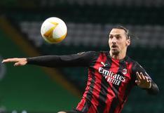 AC Milan debutó con un triunfo por 3-1 sobre el Celtic en la Europa League