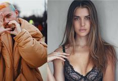 J Balvin y Valentina Ferrer serán padres: Modelo confirmó su embarazo a Vogue