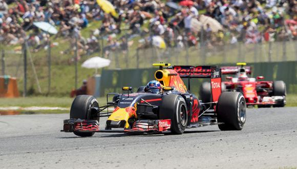 Fórmula 1: Max Verstappen ganó el GP de España y hace historia