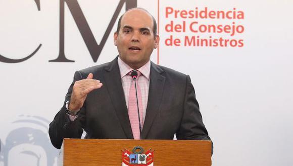 """Fernando Zavala acusa a la procuraduría de """"poca rigurosidad"""""""