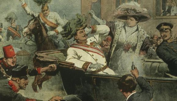 El asesinato del archiduque provocó el inicio de una contienda que transformó a Europa para siempre. (Getty Images)