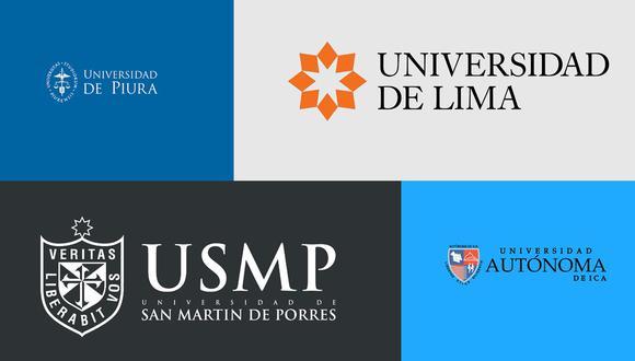 En la capital, diversas entidades educativas han avanzado en sus procesos virtuales de admisión. La Universidad de Piura (con sedes en Lima y Piura), la Universidad de Lima y la Universidad San Martín de Porres (Lima y Chiclayo), por ejemplo, ya han tomado exámenes de admisión en línea. (Fotos: Difusión)