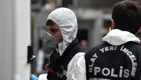 Jamal Khashoggi: Policía de Turquía allana la residencia del cónsul de Arabia Saudita en Estambul. (AFP).