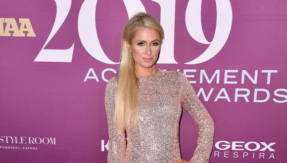 Paris Hilton reveló que su amiga Kim Kardashian quien la animó a realizar este tratamiento. (Foto: Angela Weiss / AFP)