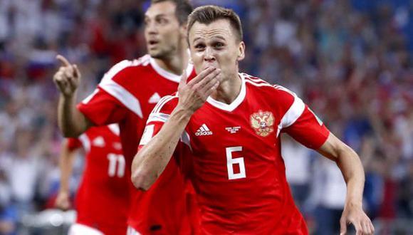 El volante fue uno de los más destacados de su país en el Mundial Rusia 2018. (Foto: EFE)