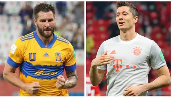 Tigres y Bayern Munich se verán las caras en la final del Mundial de Clubes. (Foto: AFP)