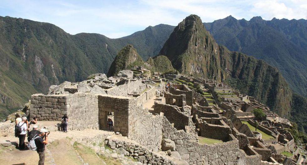 La ciudadela inca de Machu Picchu sigue concitando el interés del turismo mundial que la encumbró como una de las siete nuevas maravillas del planeta.