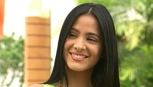 """Muchos aún recuerdan a Norkys Batista como la sexy y frívola Chiquinquirá Lorenz en """"Mi gorda bella"""" (Foto: RCTV)"""