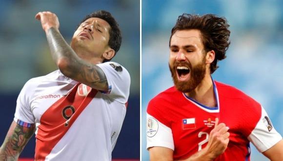 En Chile comparan al delantero de la selección peruana con Brereton y calientan el duelo por Eliminatorias.