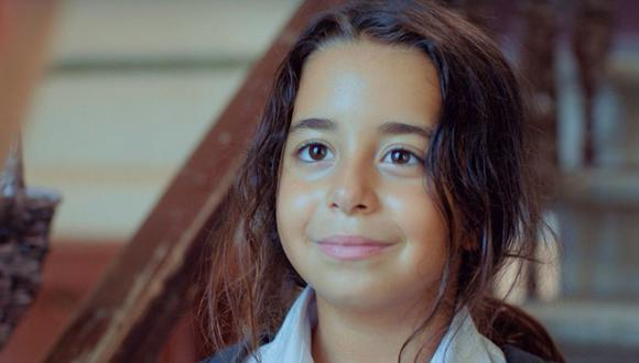 """Oyku es el personaje principal de """"Todo por mi hija"""", el cual es interpretado por la pequeña actriz Beren Gokyildiz. (Foto: Telemundo)"""