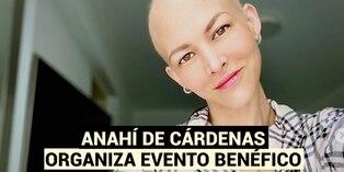 "Anahí de Cárdenas organiza festival online gratuito ""Fuck Cáncer + Fuck COVID-19"