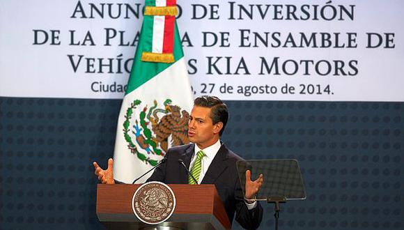 Kia construirá en México una planta para fabricar vehículos