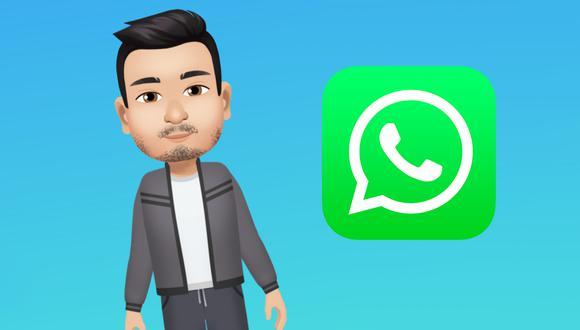 De esta forma podrás tener tus Facebook Avatars en WhatsApp. (Foto: Mag)
