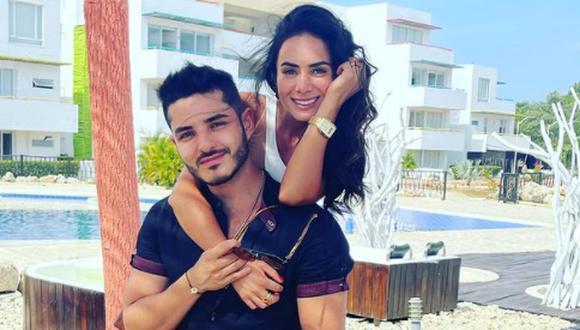 La actriz junto a su esposo el actor, empresario, presentador y cantante colombiano Juanse Quintero y como se conocieron. (Foto: Instagram)