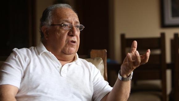 El politólogo Fernando Tuesta señaló que el predictamen no dice nada sobre si las elecciones internas tienen que ser o no simultaneas. (Foto: GEC)