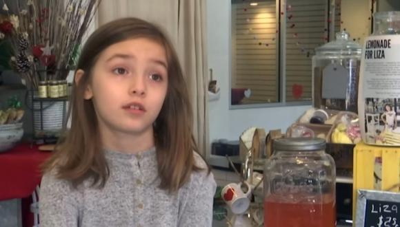 Liza Scott busca recaudar dinero para sus cirugías cerebrales. (Foto: CBS42)