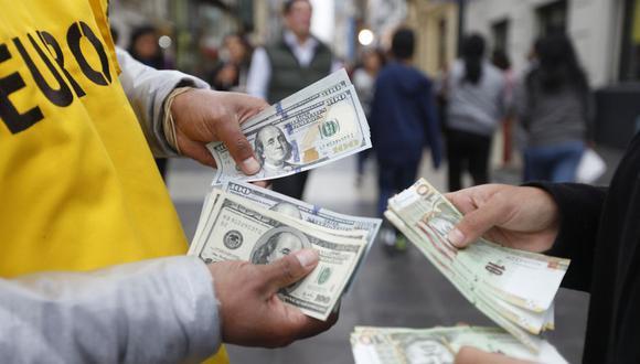 Hoy el tipo de cambio se cotizaba a S/ 3,535 la compra y a S/ 3,565 la venta. (Foto: GE)