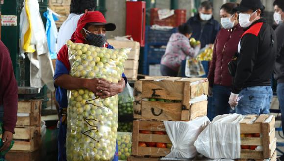 Reporte actualizado sobre el avance del coronavirus en el Perú. (Foto: Alessandro Currarino/GEC)