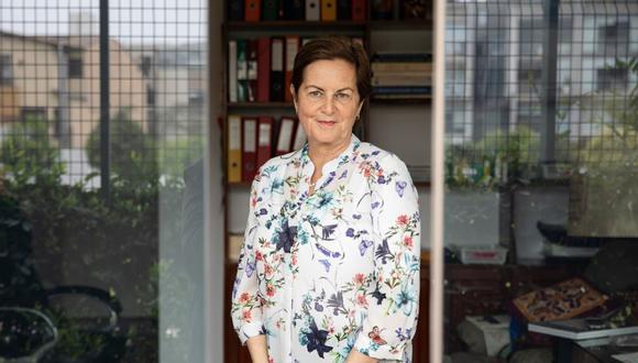 La investigadora e historiadora Cecilia Bákula recopiló dos tomos de los textos esenciales para entender al Perú desde su independencia. (Fuente: El Comercio)