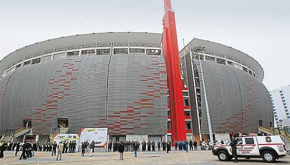 Gremco denuncia al IPD por alquiler del Estadio Nacional