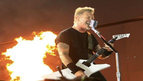 """Manager de Metallica afirma que YouTube es """"el diablo"""""""