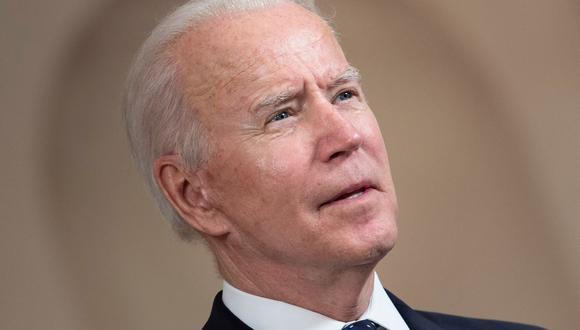 Joe Biden planea reconocer el genocidio armenio, lo que podría tensar las relaciones de Estados Unidos con Turquía (Foto: Brendan Smialowski / AFP).
