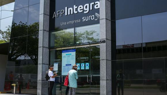 Promulgan Ley que faculta el retiro de fondos de las AFP. (Foto: Fernando / Sangama)