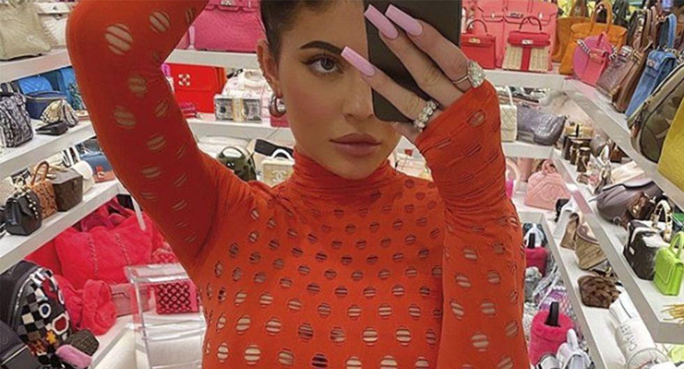 Kylie Jenner es criticada por unas historias de Instagram (Foto: Instagram)