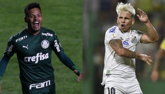 Santos vs. Palmeiras: probables alineaciones para la Final de Copa Libertadores