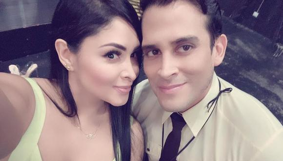 Pamela Franco y Christian Domínguez anuncian que se convertirán en padres. (Foto: @pamela_francov1)