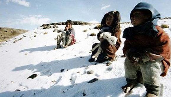 Pronostican descenso de temperatura en la sierra sur del Perú. (Foto: Senamhi)