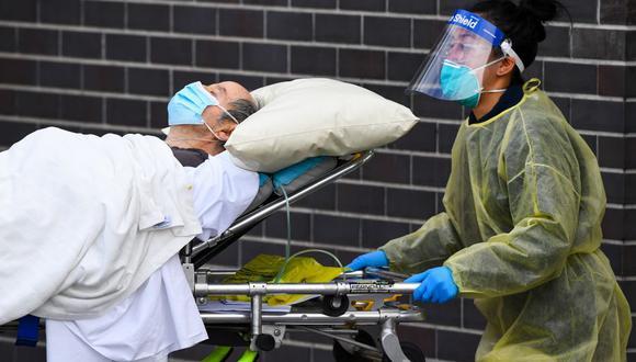 Coronavirus en Australia, Melbourne | Ultimas noticias | Último minuto: reporte de infectados y muertos hoy, miércoles 12 de agosto. | Covid-19 | (Foto: William WEST / AFP).