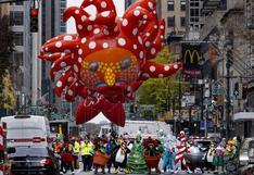 EE.UU.: atípico desfile de Acción de Gracias recorre Nueva York pese a la pandemia del coronavirus | FOTOS