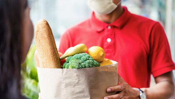 Los ingredientes de la carta de tus restaurantes favoritos llegan a tu casa por delivery. (Foto: Shutterstock)