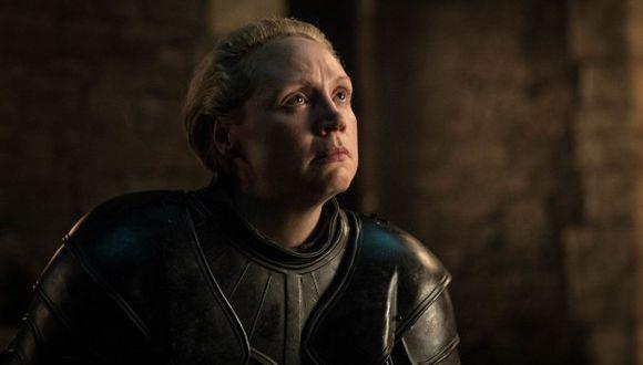 Brienne de Tarth es protagonizada por Gwendoline Christie. (Foto: HBO)