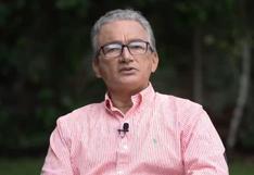 """Alejandro Aguinaga: """"Hago un llamado a los fujimoristas para dejar de lado cualquier diferencia"""""""