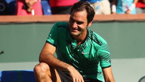 Federer fue 'insultado' por Wawrinka en final de Indian Wells
