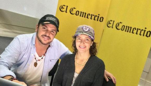 Revive nuestra Twitcam con Ismael La Rosa y Virna Flores