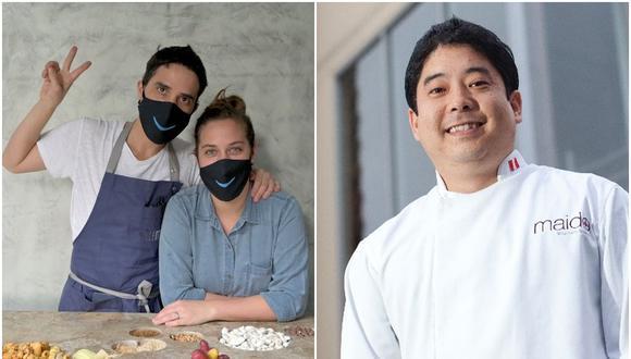 Central, de los chefs Virgilio Martínez y Pía León, así como Maido de Mitsuharu Tsumura ocuparon el puesto 3° y 2° del ránking. (Foto: Archivo El Comercio)