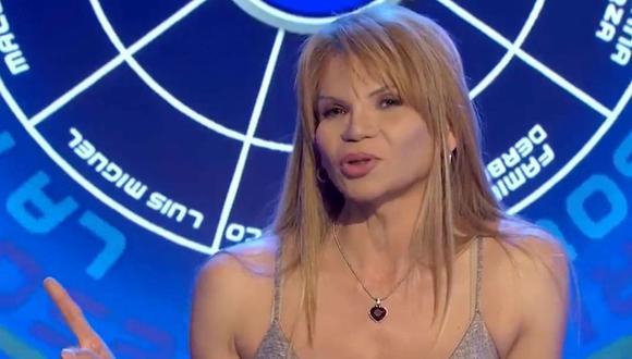 Mhoni Vidente comparte con todos las predicciones para el horóscopo de la semana (foto: Televisa)