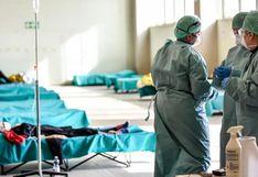 """""""No pensé ver los hospitales en Lombardía como los vi en Afganistán y África"""", el testimonio de un médico italiano"""