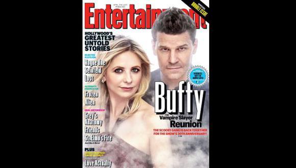 """""""Buffy, la cazavampiros"""": elenco tuvo reencuentro tras 20 años"""
