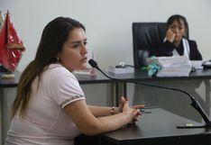 Trujillo: fiscalía pide 8 años de prisión para hija de César Acuña