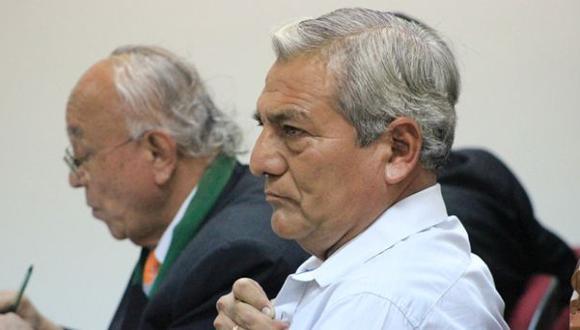 'Escuadrón de la muerte': reprograman juicio a Elidio Espinoza