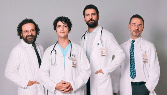 La serie turca está conquistando al público de diversos países del mundo como Argentina, Perú y Colombia (Foto: Doctor milagro / Medyapım)