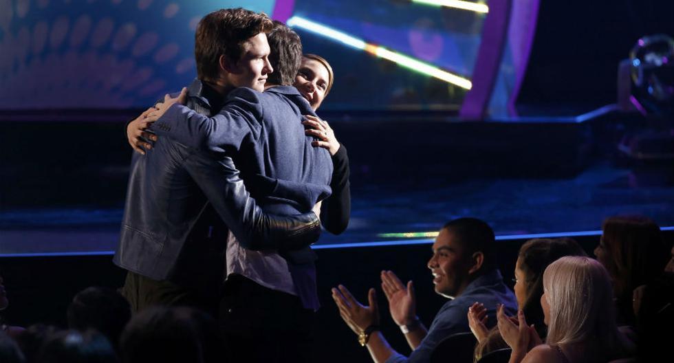 Teen Choice Awards: los momentos más divertidos y las bellezas - 1