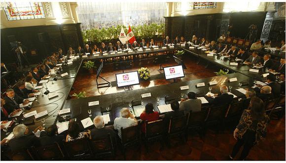 Desde su fundación en el 2002, el foro ha sesionado 127 veces. Uno de los principales hitos de este espacio de diálogo han sido la aprobación la Ley del Sistema y del Centro de Planeamiento Estratégico (CEPLAN).