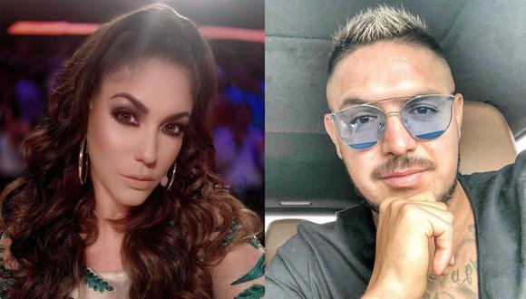 Exestilista de Tilsa Lozano asegura que ella seguía viéndose con el 'Loco' Vargas hasta hace poco. (Foto: Composición Instagram)