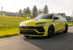 Lamborghini Urus: Novitec lo convierte en una SUV más extrema   FOTOS